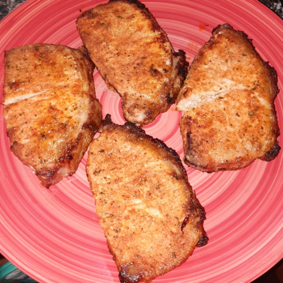 Original Ranch® Pork Chops