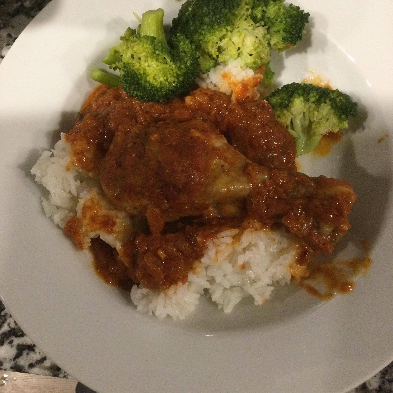 Wendy's Indian Butter Chicken Marchelle
