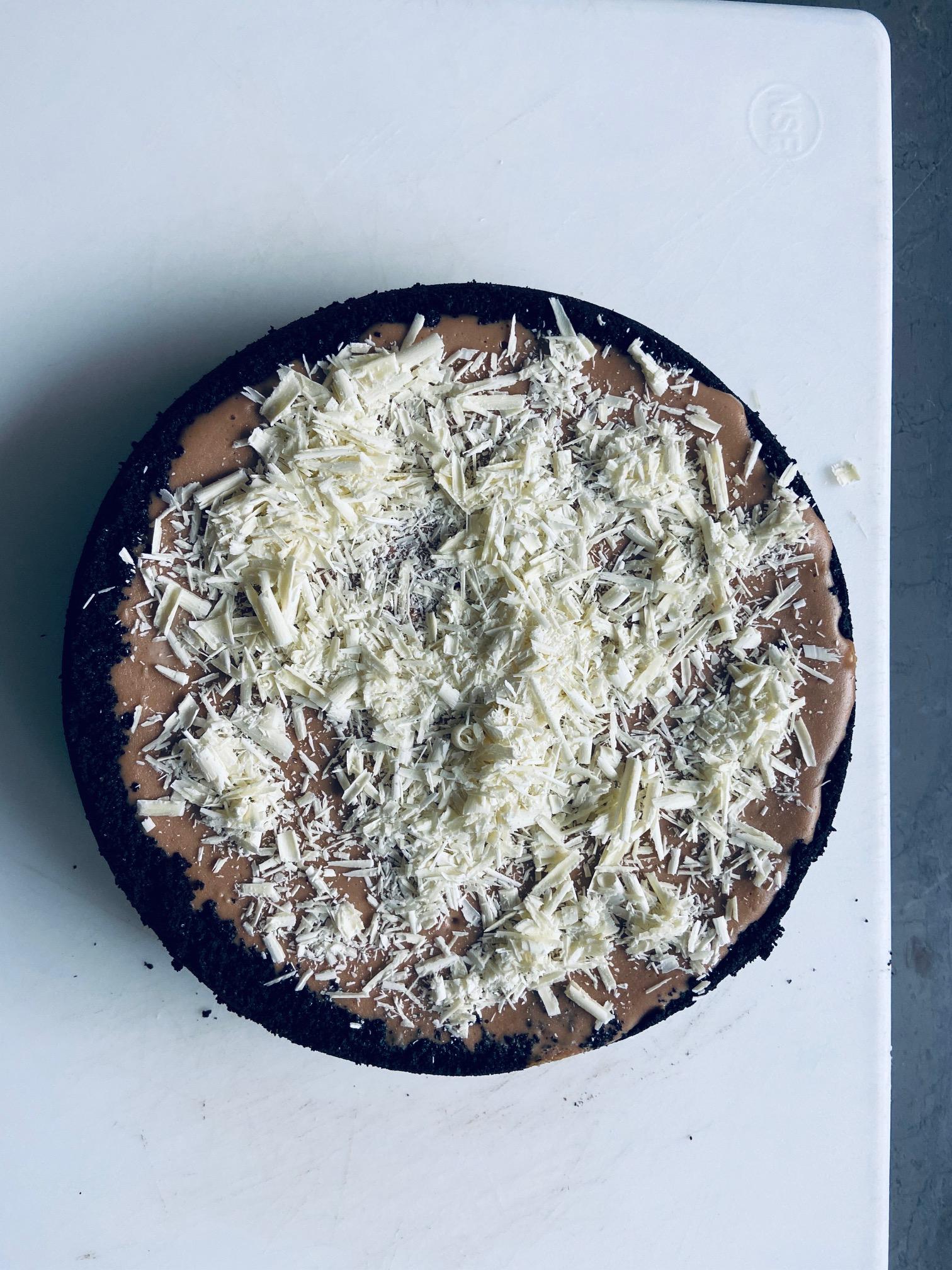 White Russian Cheesecake AllrecipesPhoto
