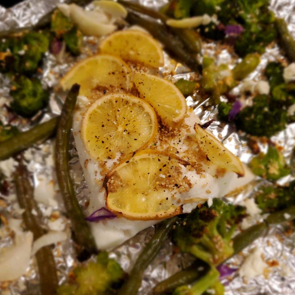 Simple Seafood Sheet Pan Meal Marge Hoffman