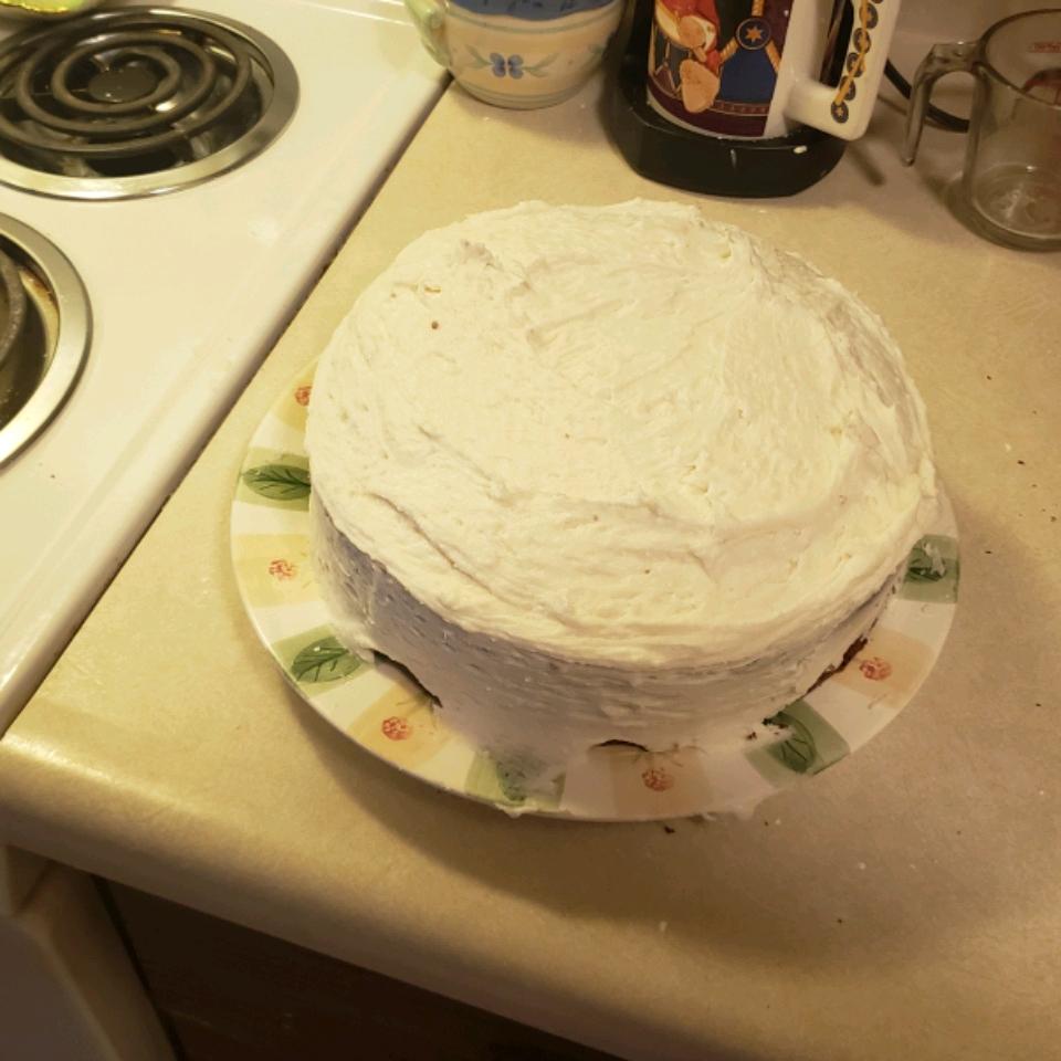 Wedding Cake Icing