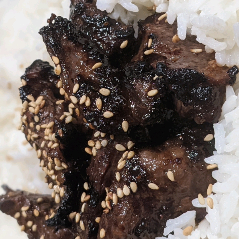 Grilled Hoisin Beef