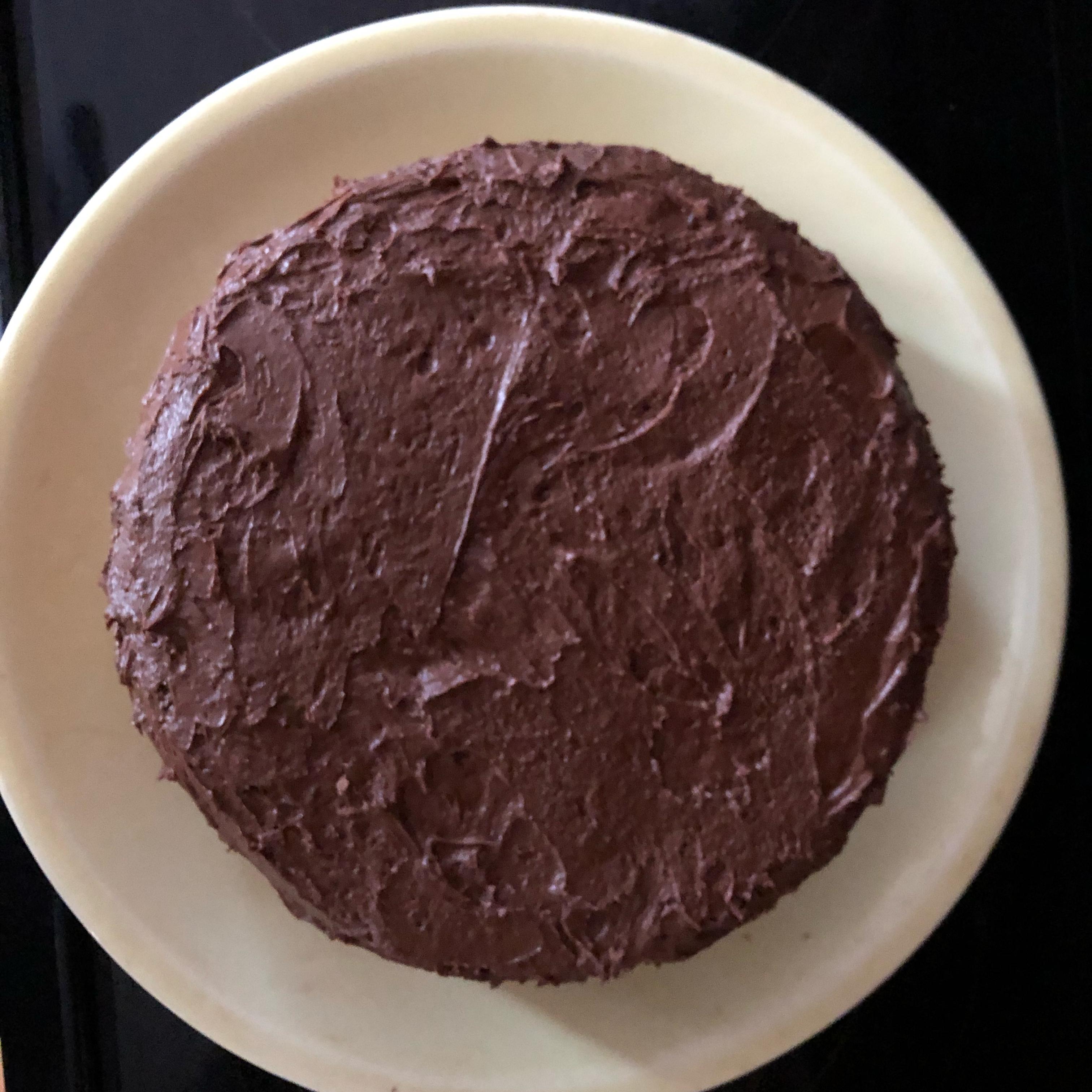 Deep Dark Chocolate Cake Robin Christian