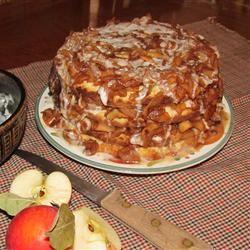 Apple Stack Cake Becca