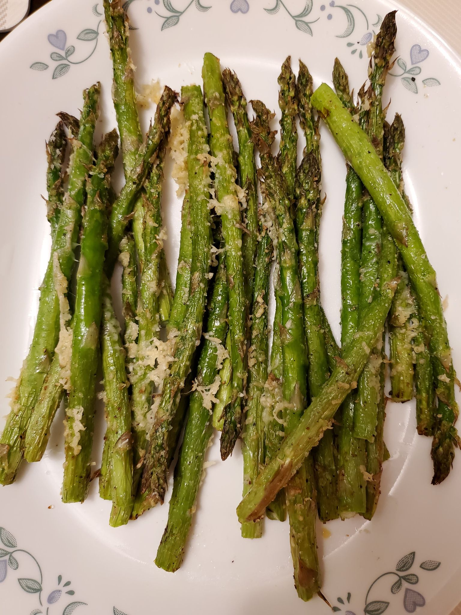 Air Fryer Roasted Asparagus Michigan Cook