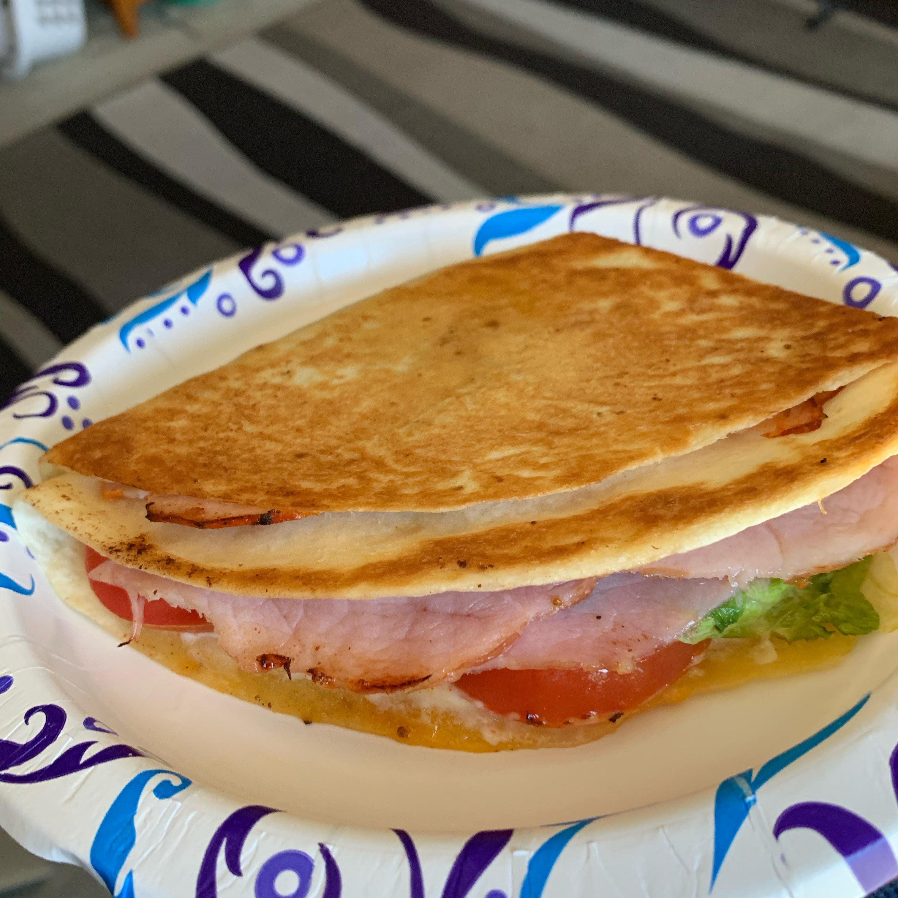Club Sandwich Wrap Hack Wendy