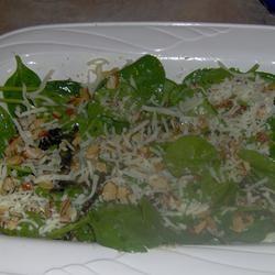 Grilled Asparagus Salad MeggieSuzel