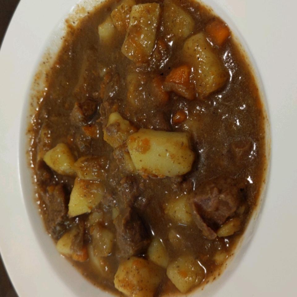 Pressure Cooker Beef Stew