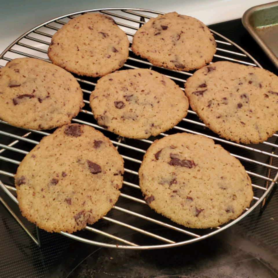 Easy Brown Butter Cookies Andrea Matoševic