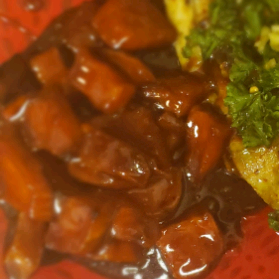 Stovetop Candied Sweet Potatoes