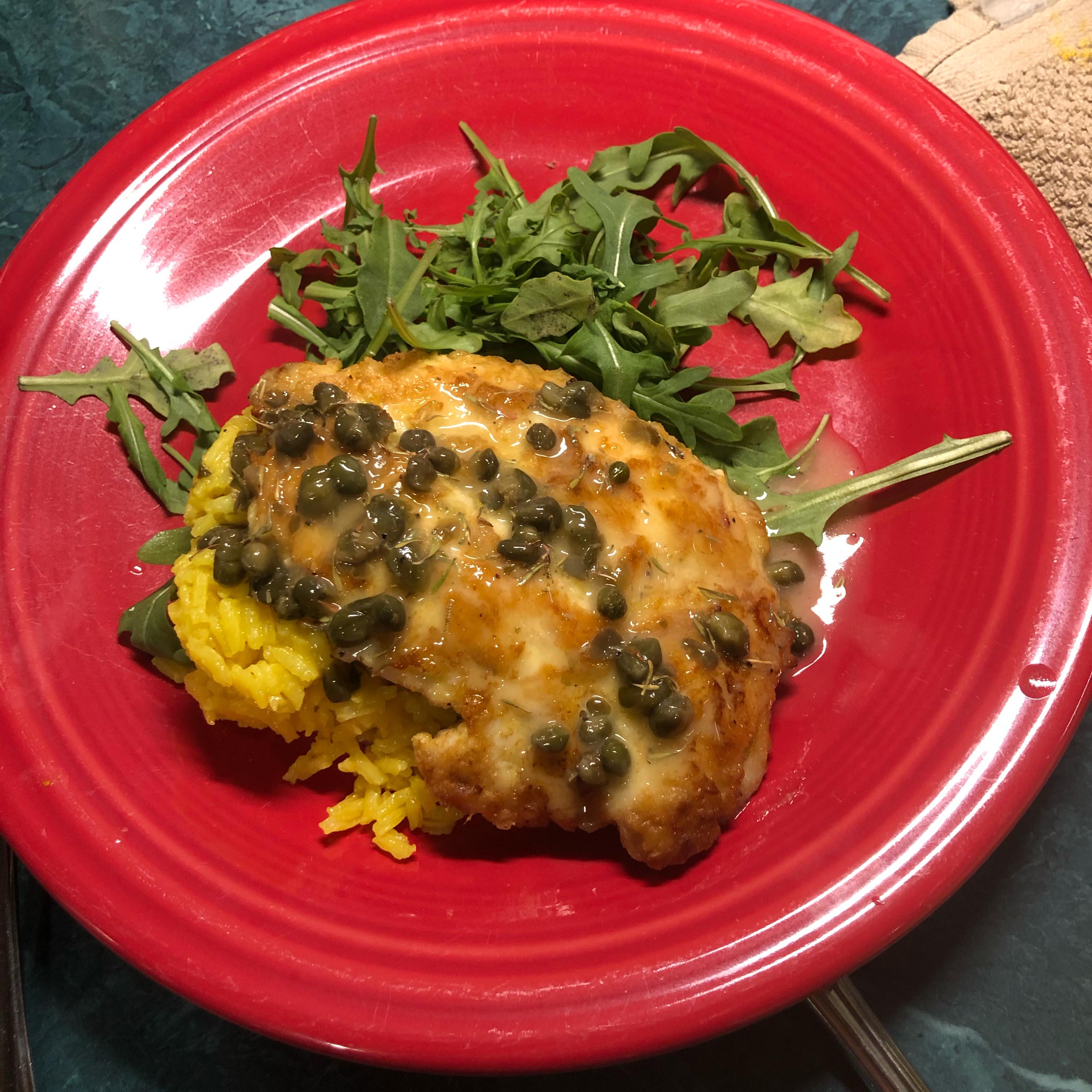 Lemon Caper Butter Sauce Margaret Brogden Petre