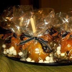Rocky Road Caramel Apples Allrecipes