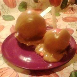 The Best Caramel Apples