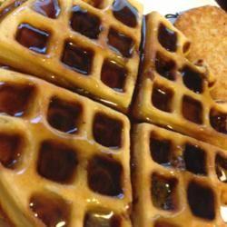 Belgian Waffles Megan