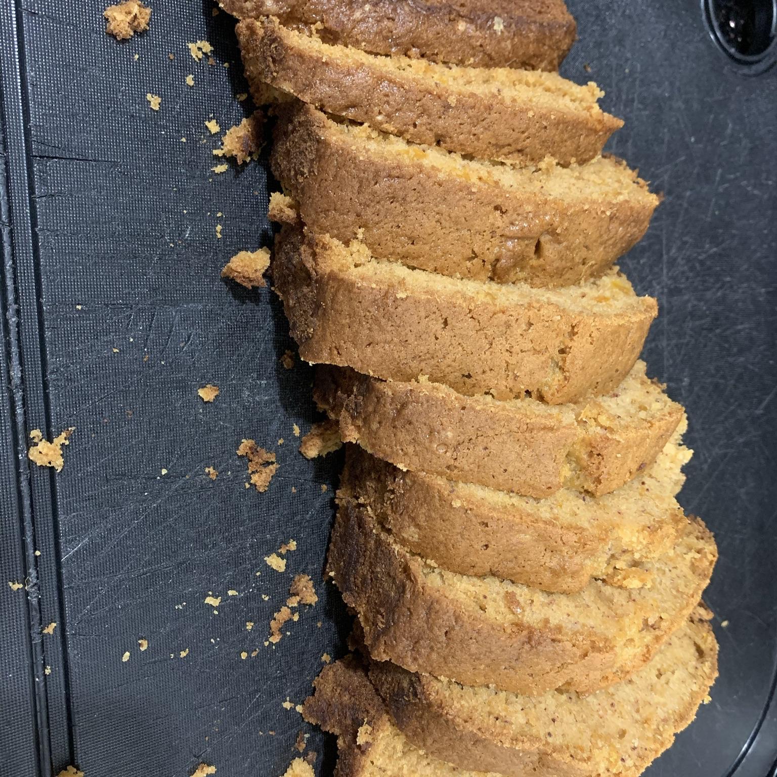 Sweet Potato Bread II Ashlee Marcano-Murray