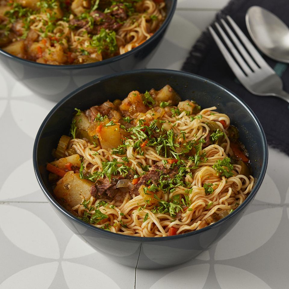 Lagman (Uzbek Noodle Soup) Trusted Brands
