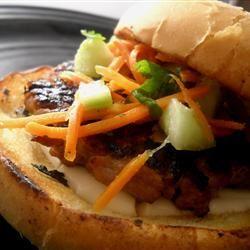 Banh Mi Burgers Linda T