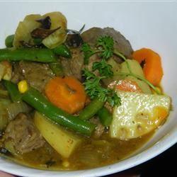 Old-Fashioned Beef Stew Seattle2Sydney