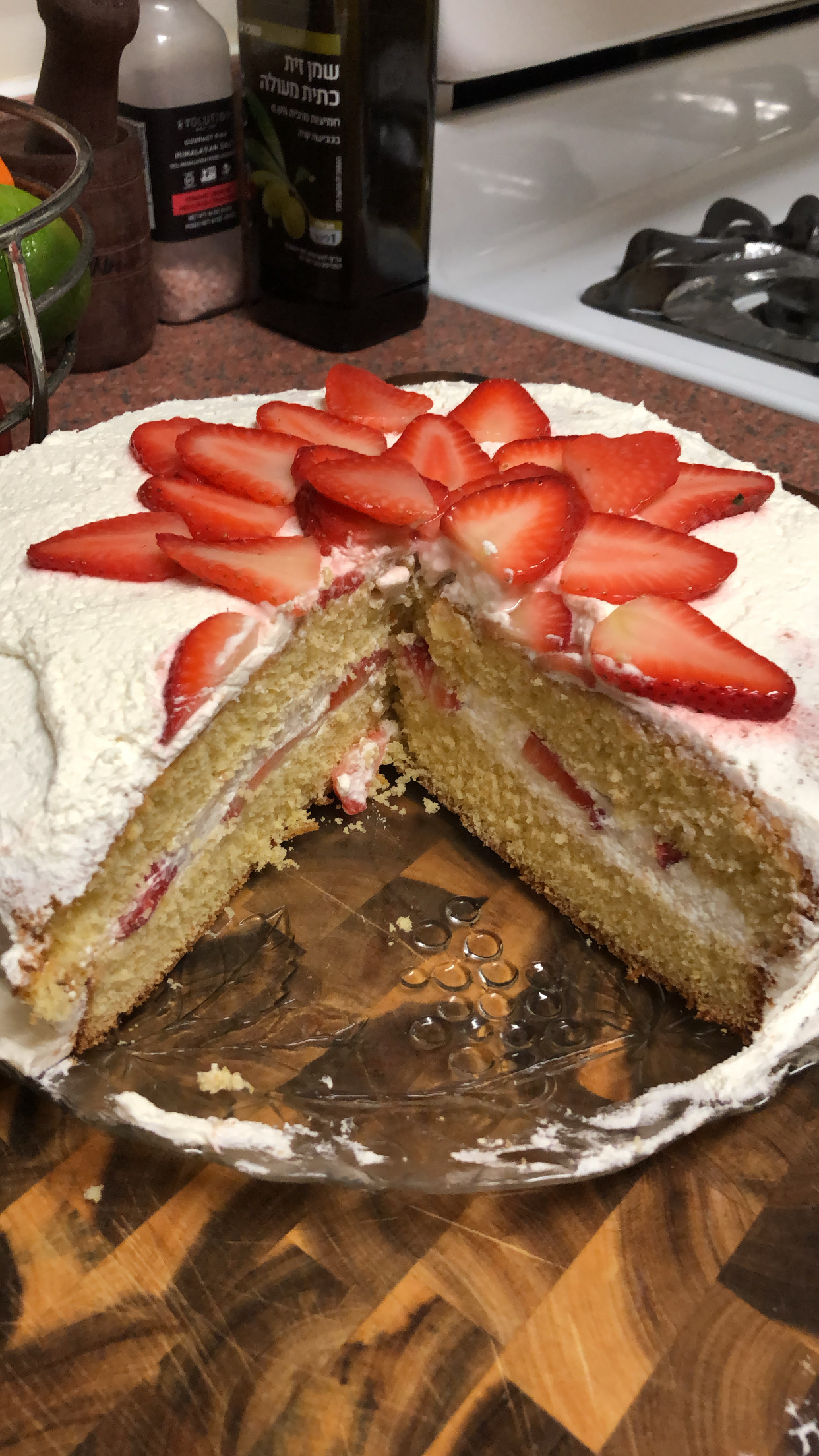 Egg-Yolk Sponge Cake Suzie wanjiru