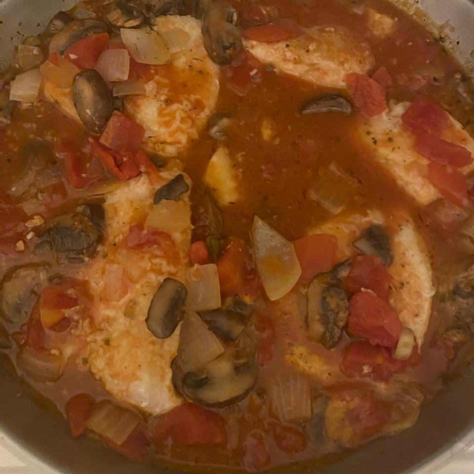 Contadina® Mushroom Chicken Cacciatore Howie