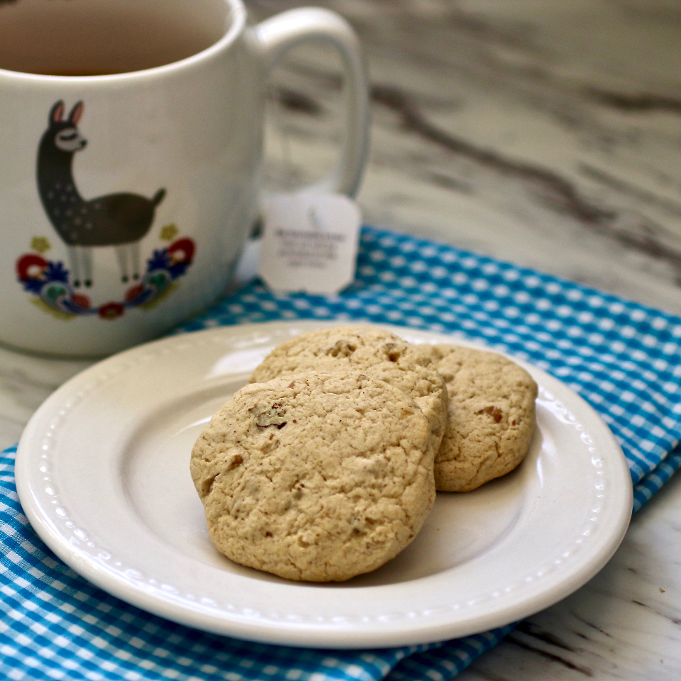 Brown Sugar Pecan Refrigerator Cookies