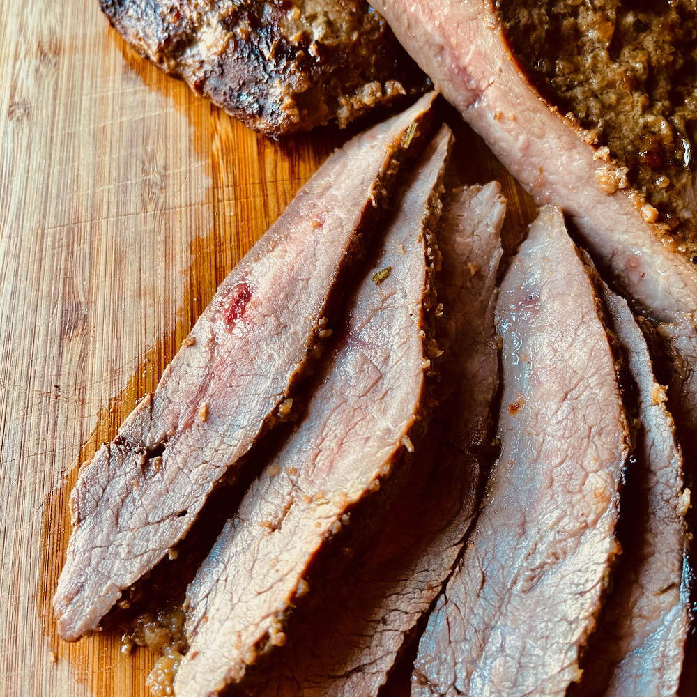 Sous Vide Flank Steak
