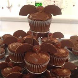 Bat Cupcakes TAME444