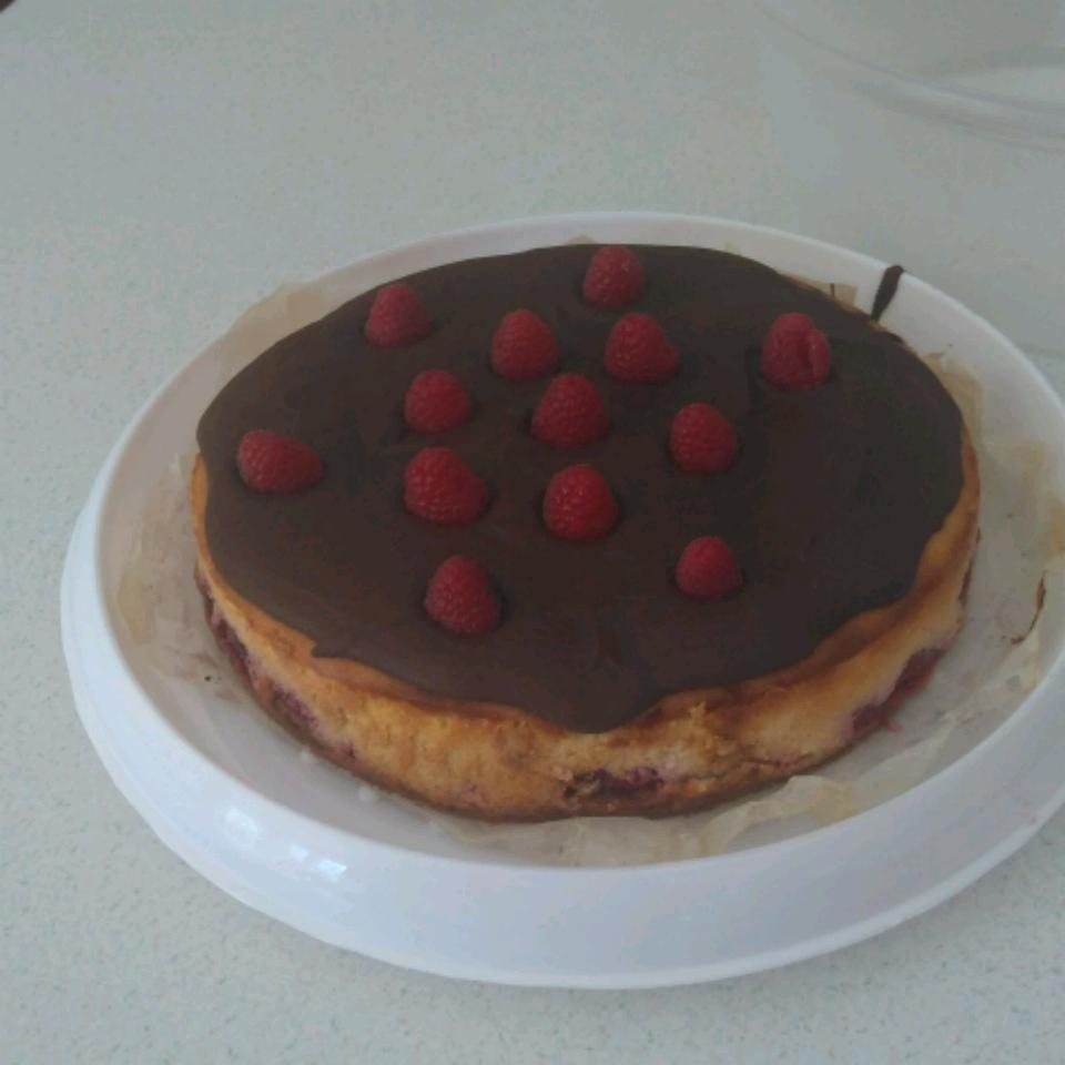 Chocolate Raspberry Cheesecake Maya