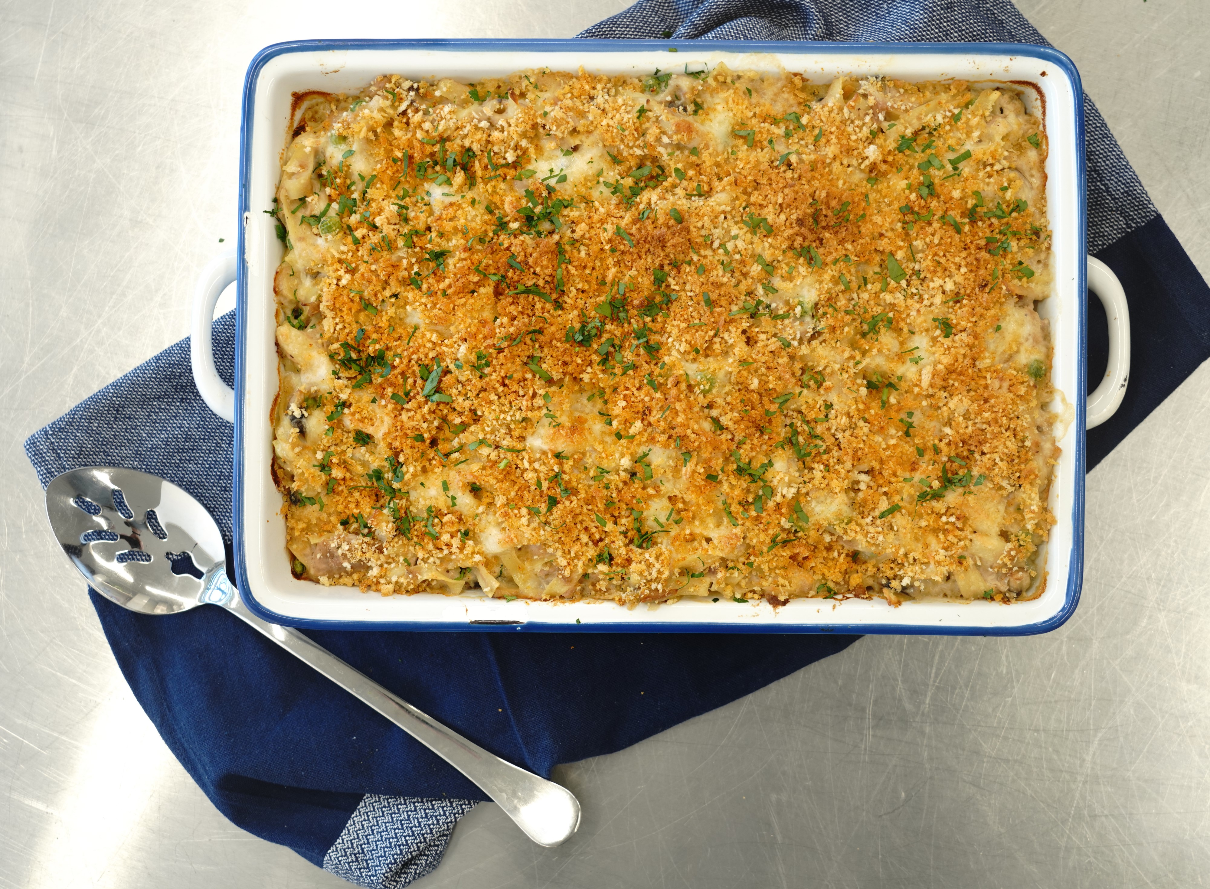 Best Tuna Noodle Casserole AllrecipesPhoto