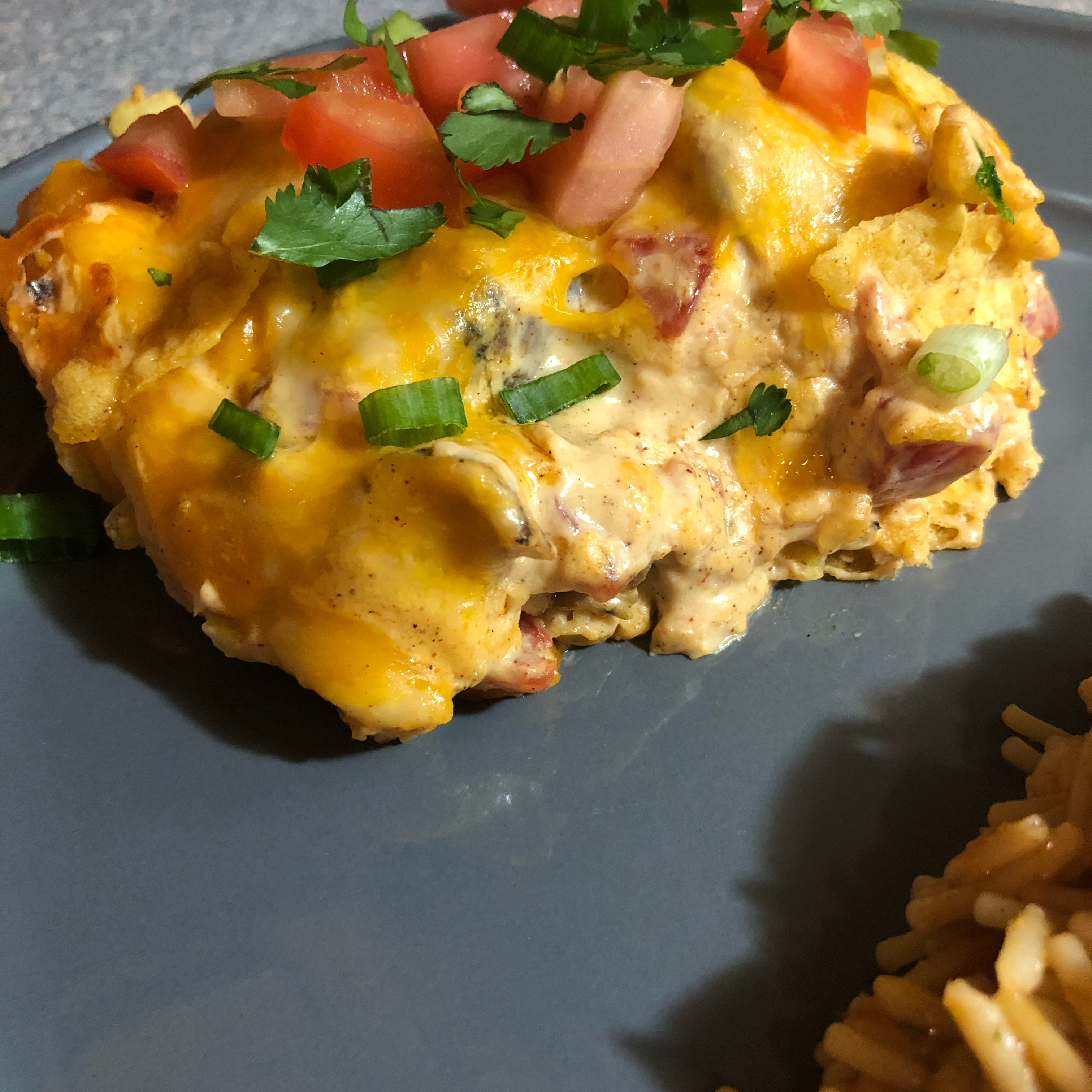 Chicken Taco Casserole bt