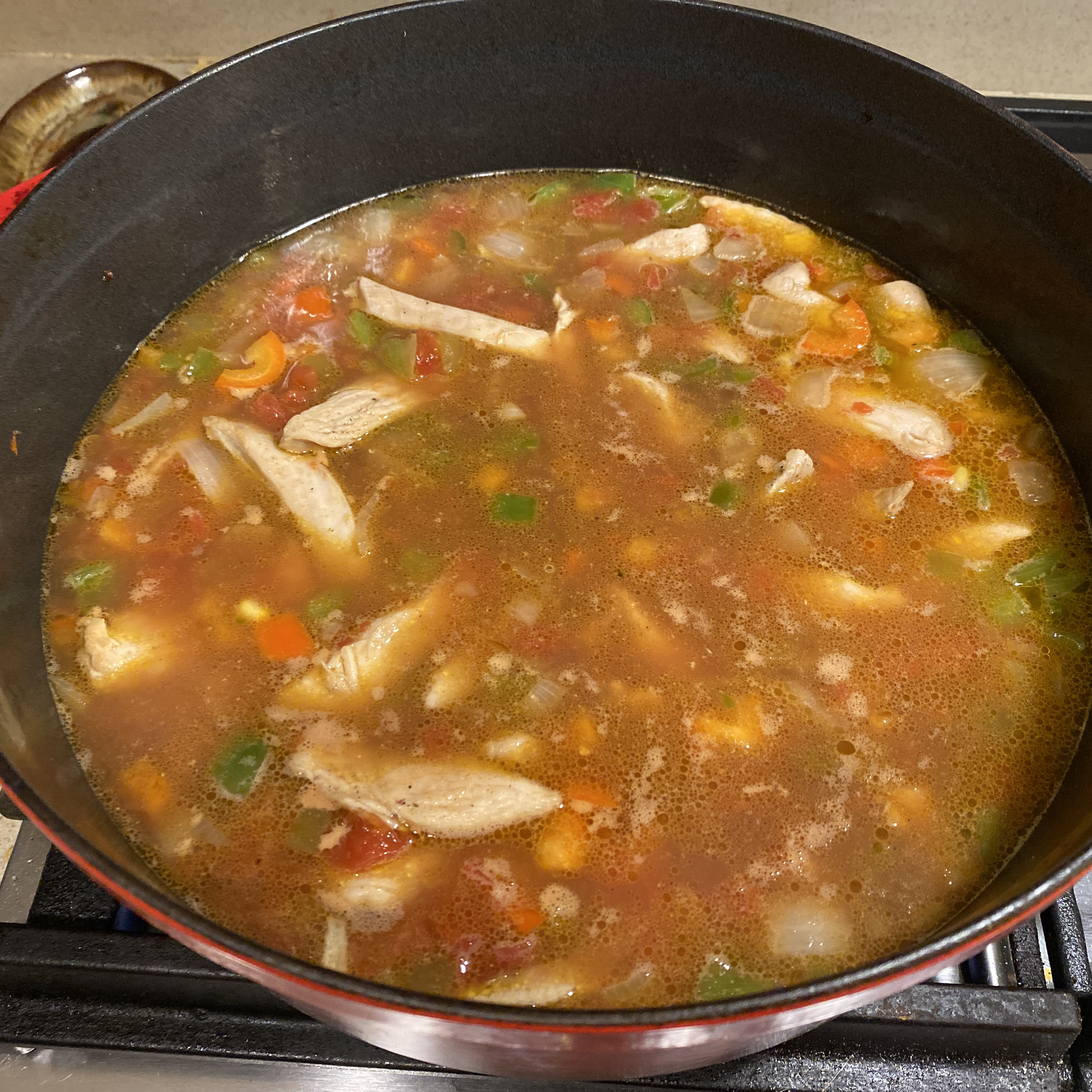 Mexican Soup Frida