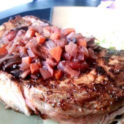 Red Wine Reduction Steak Sauce