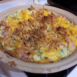 Easter Leftovers Casserole msolbe