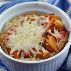 1-Dish Chicken Parmesan magicallydelicious
