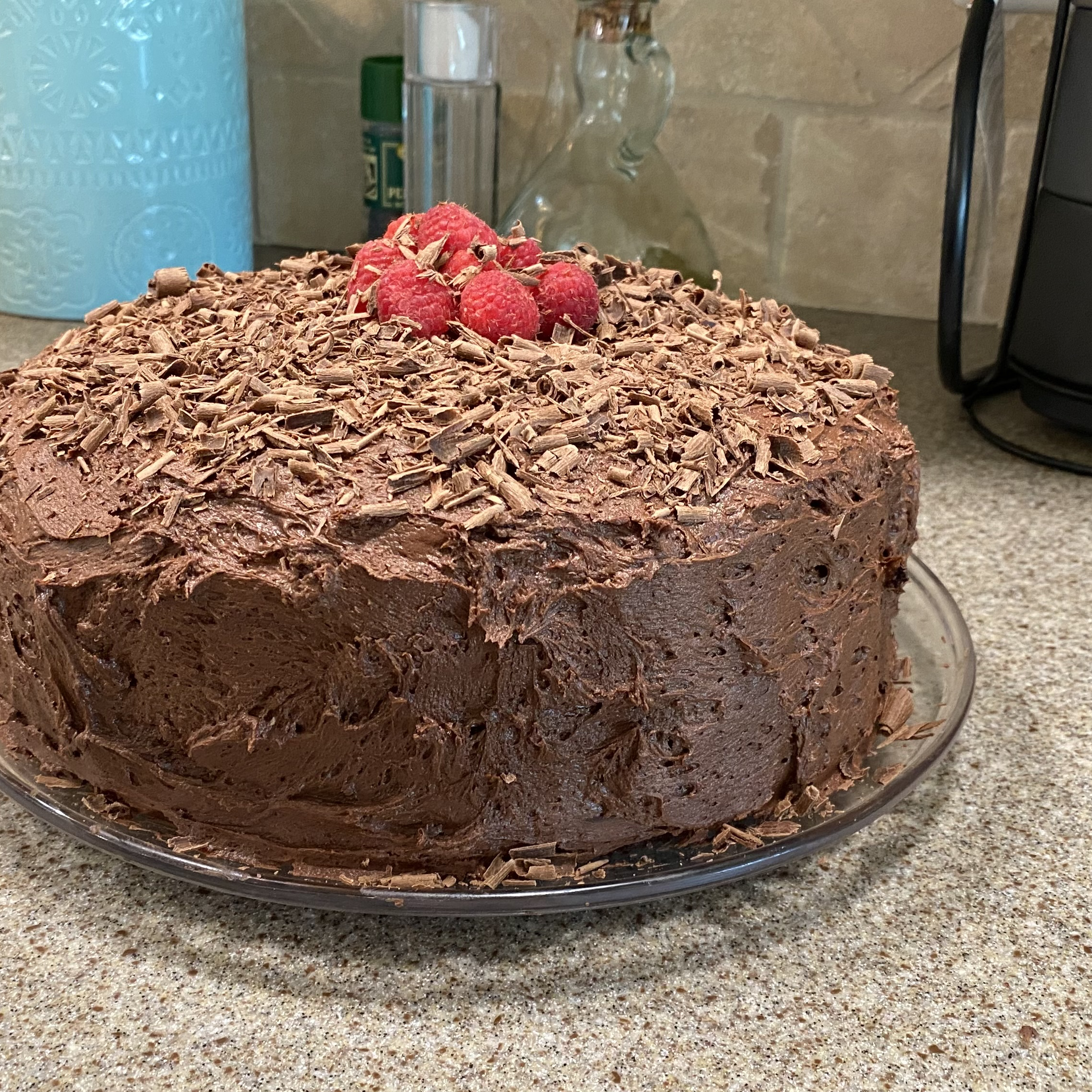 Extreme Chocolate Cake Robert Russell