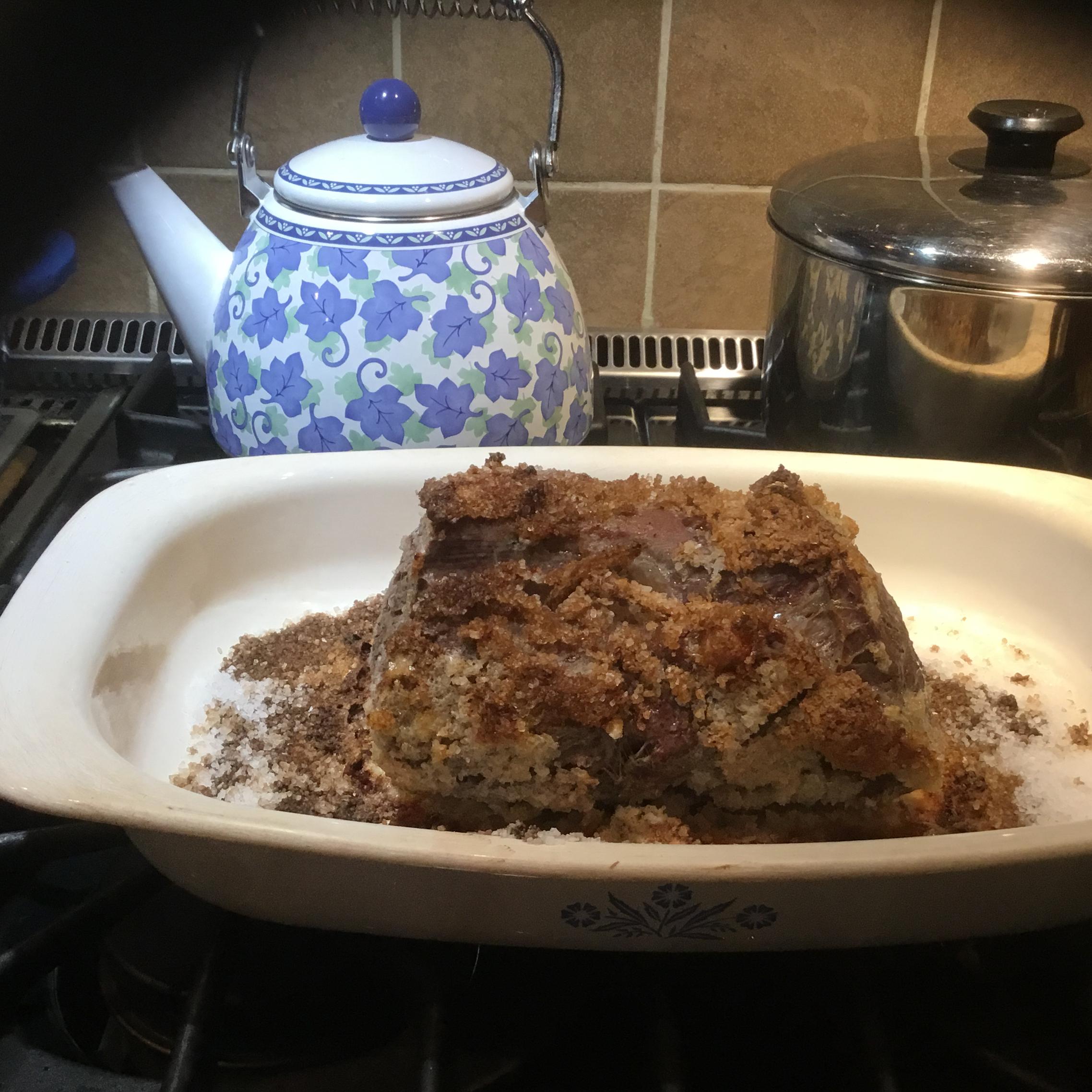Salt-Crusted Beef Tenderloin Candace KS Smith