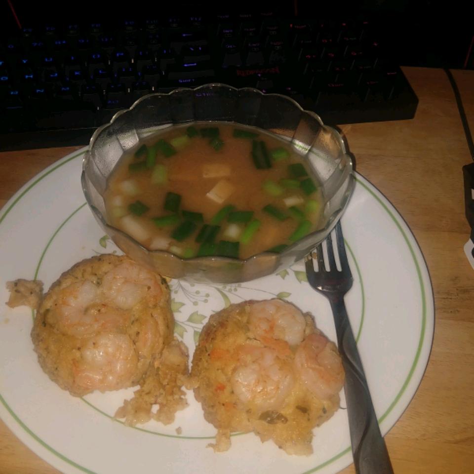 Miso Soup with Shiitake Mushrooms