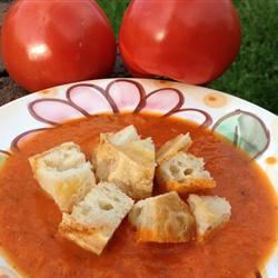 Tomato Dill Soup It's A New Day