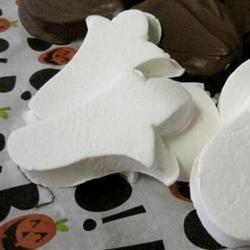 Spooky Homemade Marshmallows CoOkInGnUt