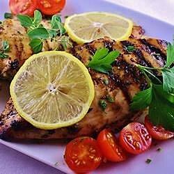 oregano lemon chicken recipe