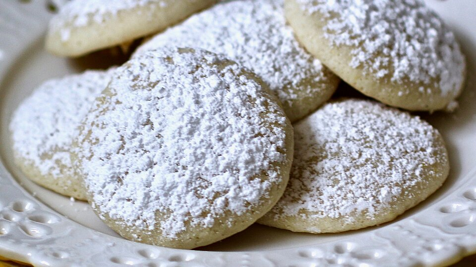 Soft Lemon Cookies from Scratch