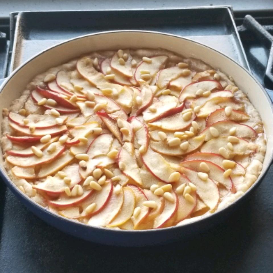 PHILLY Bavarian Apple Torte