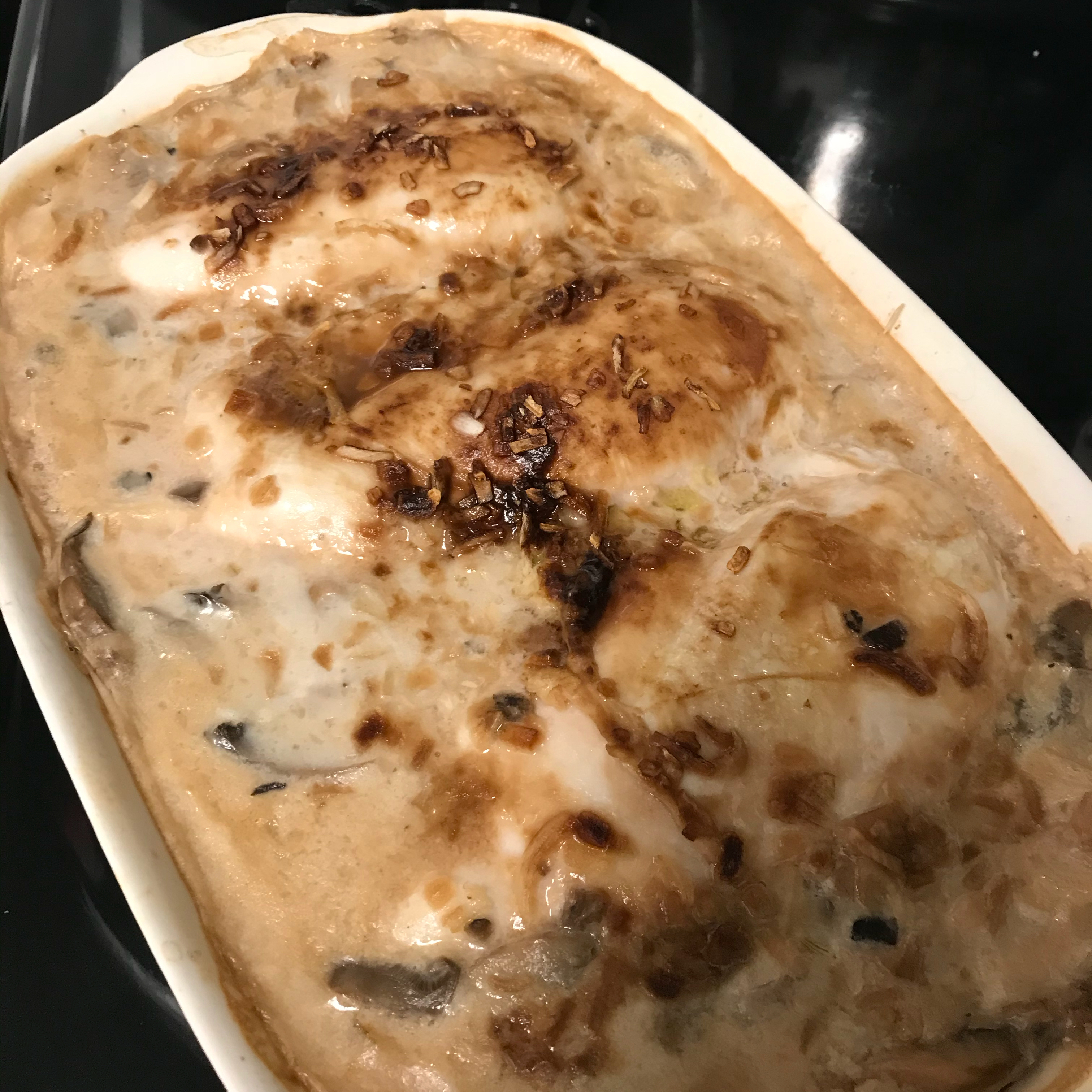 Baked Chicken on Rice Angela Losey