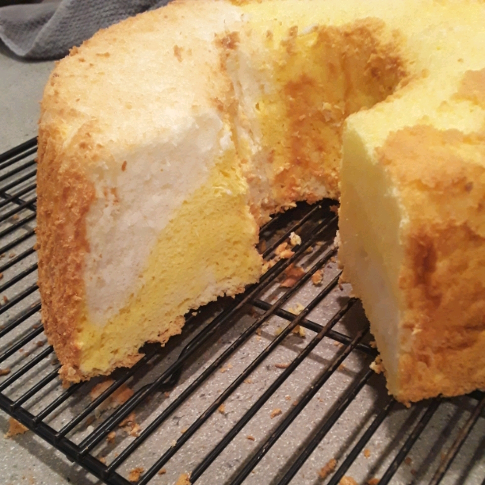 Daffodil Cake Nat