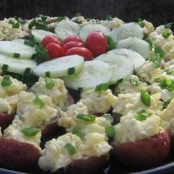 Potato and Bacon Salad Trish Beier