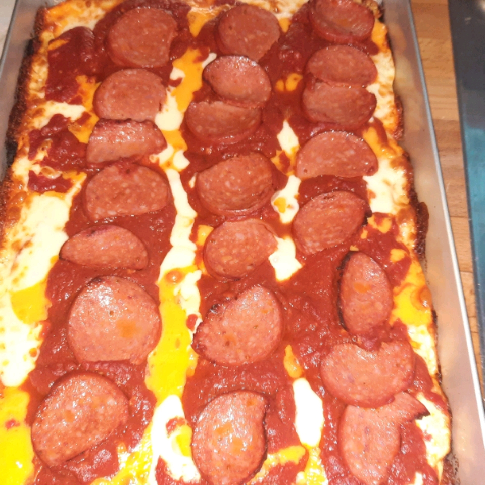 Detroit-Style Pizza Gully