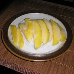 Thai Sweet Sticky Rice With Mango (Khao Neeo Mamuang) Naxxramas