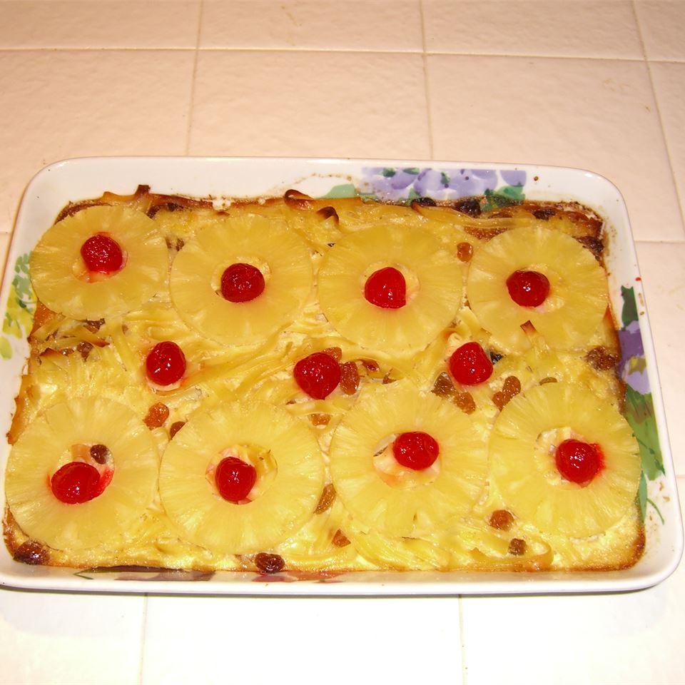 Pineapple Kugel Nancy Kraut