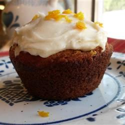 Harvest Pumpkin Cupcakes Occasional Cooker