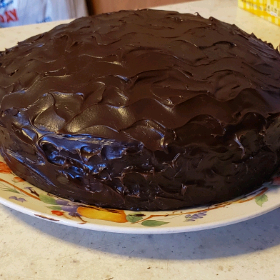 Too Much Chocolate Cake Beverly Anderson